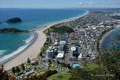 From Summit of Mt Maunganui, Bay of Plenty, NZ (flyingkiwigirl) Tags: beach bay mt plenty pilot tauranga maunganui