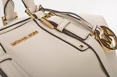 Michael Kors Bedford Belted LG Satchel Handtasche 30F5GBFS3L Kalbsleder beige (Ecru) (2) (spera.de) Tags: bedford michael beige lg satchel taschen belted ecru kors handtasche michaelkors kalbsleder 30f5gbfs3l