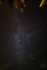 Follow The Light (Daniele Pauletto) Tags: light sky italy night dark skyscape stars landscape astrophotography cielo siena notte stelle milkyway vialattea dpphotography