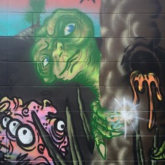 Mural for 'The Brook Project' - Detail (ViSiON (NZ)) Tags: streetart graffiti vision otago dunedin characters tic retch graffitiart carisbrook vaa burga dunedinnz otagohighlanders otagorugby nzstreetart dunedingraffiti dunedinstreetart nzgraffiti carisbrookstadium streetartnz hcter dunedingraffitiart graffitinz graffitidunedin visiontic thebrookproject