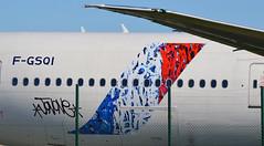 Air France Boeing 777-328(ER) (Steven Abreu) Tags: boeing af 777 airfrance cdg jonone