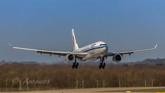 Air China A330-200 B-5933 (antowo1) Tags: canon airport aviation airplanes airbus flughafen düsseldorf a330 planespotting dus airchina eos6d b5933 ef100400f4556lisiiusm