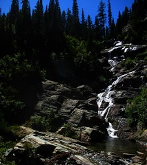 Running Waters (corasverdrup) Tags: mountain nature montana naturephotography naturelover leighlake mountainphotography libymontana