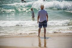 Darryl with Kaitlin (Snap Man) Tags: california southbay hermosabeach darryl losangelescounty 2015 nikond600 kaitlinkanouse byklk