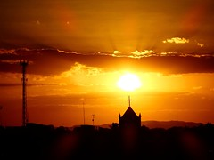IMG_20151210_212020 (Mayke Alencar) Tags: pordosol paisagens alagoas sunsetpordosolbraziligrejaourobrancoalagoas lajedoalto
