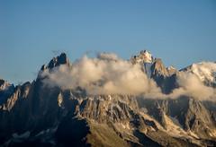 Aiguilles de Chamonix (Frdric Fossard) Tags: chamonix calme cime sommet aiguille aiguillesdechamonix aiguilleduplan massifdumontblanc lesgrandscharmoz