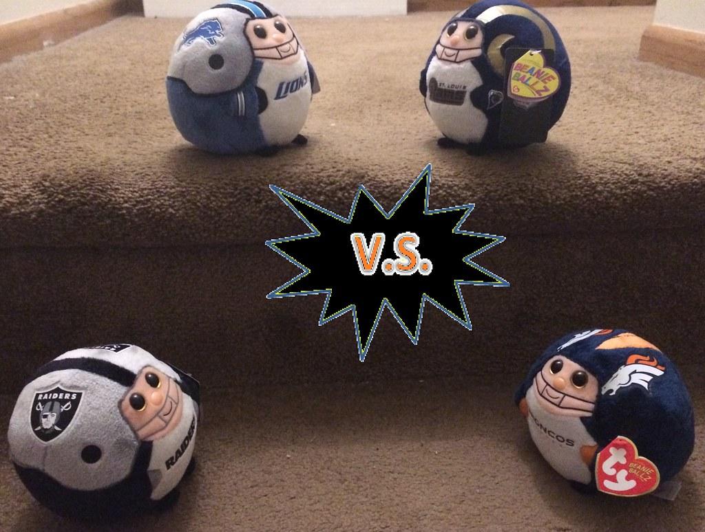 2681df154 NFL Week 14 Matchup (Beanies and Webkinz 457) Tags  st oakland louis nfl