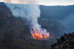 DSC06206 (Ninara31) Tags: kongo nyiragongo volcano gomo virungamountains vierungnationalpark lava virunga nationalpark