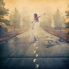our painted road (brookeshaden) Tags: