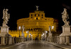 ... ghosts in rome (M.a.r.t.Y) Tags: rome night castelsantangelo light ghosts love canon 5dmarkiii