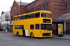 TOJ592S Burton 24/12/16 (MCW1987) Tags: midland classic burton mcw metrobus mk1 80 toj592s