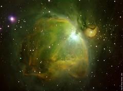 M42 (amottasilva) Tags: m42 hubblepalette sho qhy21 astrometrydotnet:id=nova1882376 astrometrydotnet:status=solved