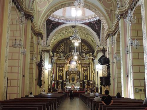 Église de La Merced, Lima (Pérou)