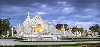 White Temple, Chiang Rai, Thailand (explored)