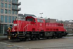 P1020709 (Lumixfan68) Tags: eisenbahn loks baureihe 261 dieselloks rangierloks deutsche bahn db cargo voith gravita 10bb