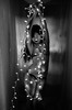Draping (dodsonphotos) Tags: asian model nude lingere lights christmas naked black hair dark shadows white