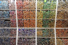Colourful world of buttons (sander_sloots) Tags: gouda knopen buttons winkeltje hobby shop kleuren colours