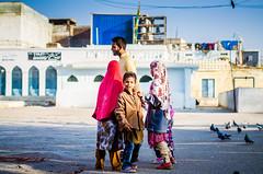 Awestruck... (~~SwaCha~~) Tags: street kids hyderabad mecca masjid andhra pardesh india travel moody photographer