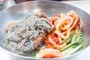 Spicy Cold Noodles (Kim Jin Ho) Tags: 흥남집 함흥냉면 회냉면 spicy noodles korean food asian culture seoul travel destination tourist canon stm 동대문 dongdaemun