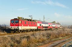 Osma (Nikis182) Tags: 263008 škoda electric locomotive zssk holíč slovakia slovensko železnica railway nikis182