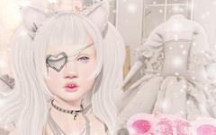 Boudoir (Close) (Gabriella Marshdevil ~ BUSY IRL) Tags: sl secondlife cute kawaiiproject kawaii enfersombre taketomi catwa bento