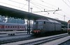 636 071  Udine  xx.08.87 (w. + h. brutzer) Tags: udine 636 eisenbahn eisenbahnen train trains italien italia elok eloks railway lokomotive locomotive zug fs webru analog nikon