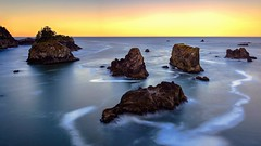 thirty seconds of daybreak along the coast (Cole Chase Photography) Tags: oregon pacificnorthwest