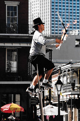 The Uni Juggler