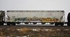 Lae/Pest/Merk (quiet-silence) Tags: graffiti graff freight fr8 train railroad railcar art lae pest merk bks hopper shqx shqx15322
