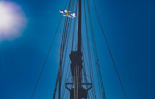Nova Scotian Flag