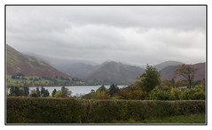 View beyond the Hedge (Audrey A Jackson) Tags: canon60d cumbria lakedistrict nature autumn vacation