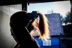 Sun of Winter (Gaetan682) Tags: photographie passion fav favoris or lightroom soleil winter girl sunset sun light emount kit pz sel 1650 followme love like 6000 alpha sony