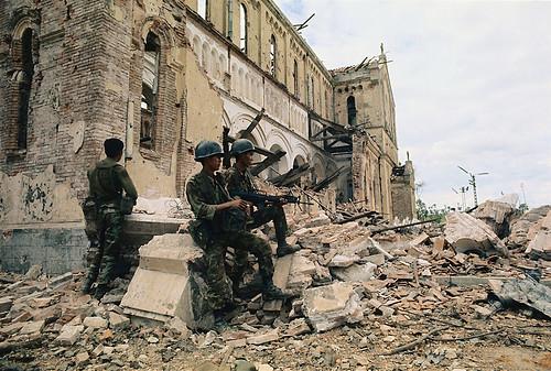 Flickriver: Photoset 'Đại Lộ Kinh Hoàng & Trận chiến Quảng Trị 1972' by  manhhai