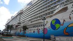 Norwegian Breakaway (old guy49) Tags: ship norwegian breakaway cruise
