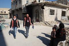 Aleppo im Februar 2017 (Caritas international) Tags: krieg bürgerkrieg visibility personenmitarbeiter lokalecaritas aleppo syrien syr