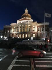 Boston Common & State House (Suhaib Siddiqi) Tags: iphone7plus bostoncommon statehouse