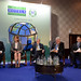 Dr. Howard Hastings, Hastings Hotels, Niall Gibbons, Tourism Ireland, Joe Dolan, President, IHF, Deirdre Clune MEP and former Taoiseach John Bruton discussing BREXIT