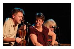 Howie MacDonald, Brenda Stubbert and Dave MacIsaac