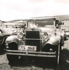 Škoda (zdenekbukal) Tags: cars plymouth retro skoda tatra flexaret