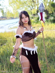 NIDALEE (El Seor Gato) Tags: chile riot pentax cosplay lol games linares colbun machicura cosplaychile nidalee k5ii