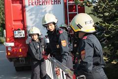 26. Stunden Dienst - Feuerwehrjugend Unterwaltersdorf
