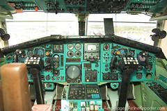 Ty-144 CCCP-77115 Cockpit (Hull AeroImages) Tags: tupolev zhukovsky tu144 tupolevtu144 uubw maks2015 ty144 tu144chargercccp77115