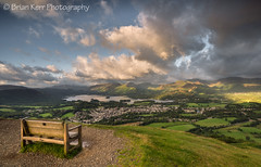 Latrigg Viewpoint (.Brian Kerr Photography.) Tags: light sky mountains clouds photography lakedistrict cumbria derwentwater keswick catbells landscapephotography latrigg briankerrphotography sonyuk a7rii