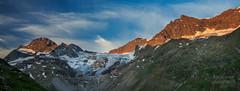 Piz Buin_Vorarlberg_Austria (b.stanni) Tags: mountains berg landscape austria österreich outdoor glacier berge mount alpen gletscher landschaft wandern vorarlberg