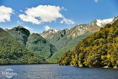 Franklin Mountains (Lock Stock and Travel) Tags: newzealand nikon snowcapped southisland southland franklinmountains laketeanau d700 davidnaylor