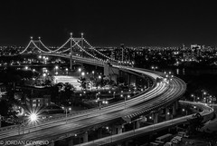 The Triborough Bridge (jkc916) Tags: newyorkcity bridge newyork triborobridge triboroughbridge thetriboroughbridge robertfkennedybridge jordanconfino jordanconfinophotography jkc916