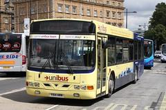 Volvo B10BLE Wright Renown (DennisDartSLF) Tags: york bus volvo wright 1054 renown unibus b10ble transdev transdevyork y154hrn