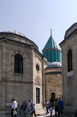1619 (Criochi) Tags: architecture turkey muslim islam mosque mevlana projectweather