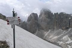 Widok z Passo Lede
