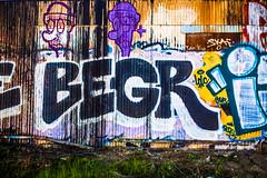 Begr (Thomas Hawk) Tags: usa graffiti oakland unitedstates unitedstatesofamerica eastbay califorina begr
